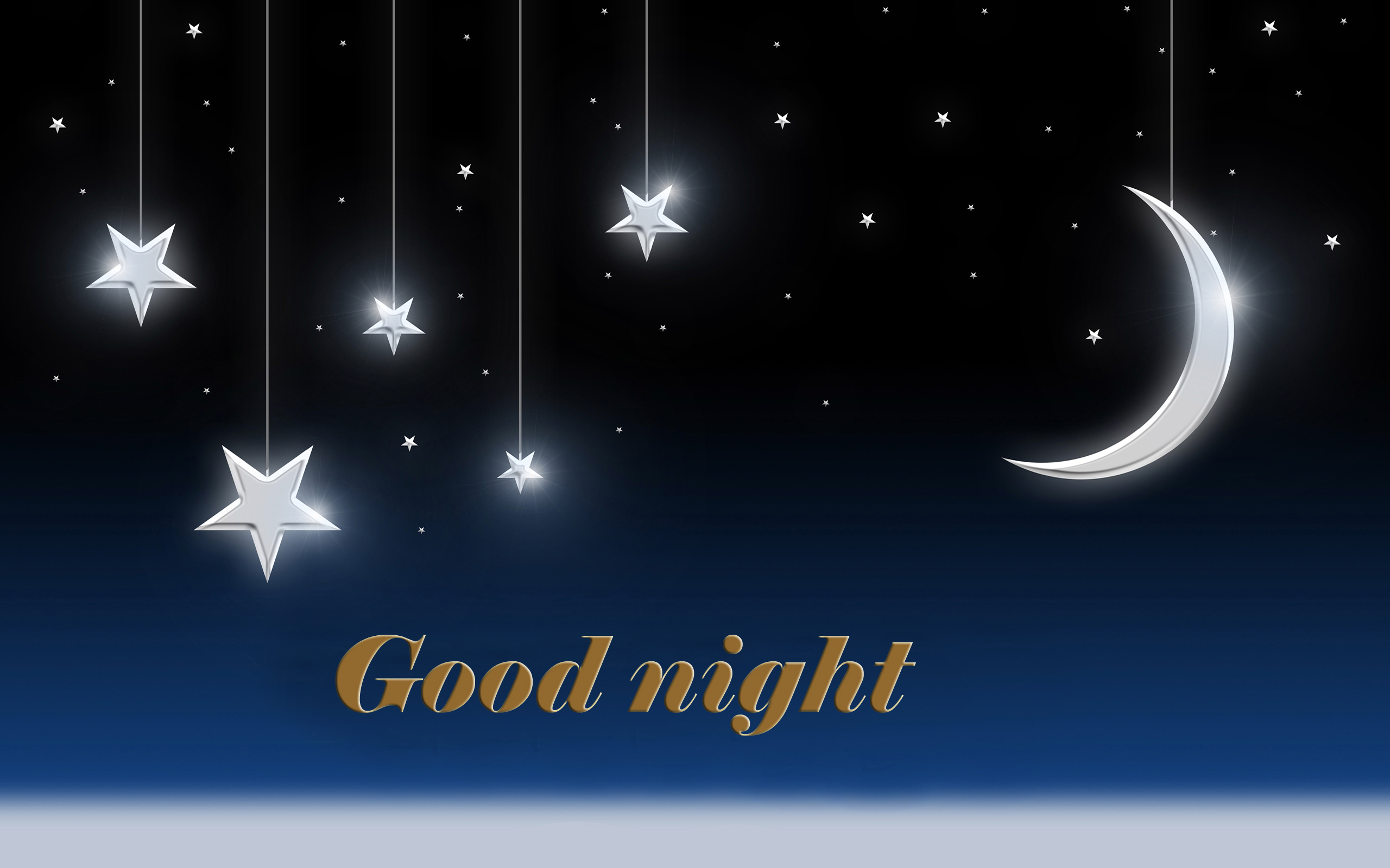 Good night sms only messages m4hsunfo